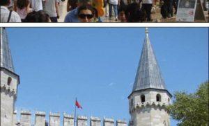 Topkapi Sarayi, Stambuł, Turcja