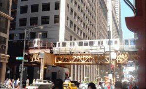 Transport w Chicago