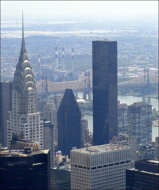 Trump World Tower, Nowy Jork