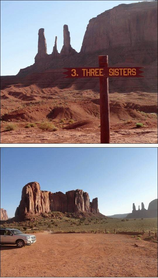 Trzy siostry (Three sisters)