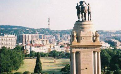 Tshwane (Pretoria), Republika Południowej Afryki
