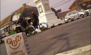 Tugu Statue – symbol miasta Yogyakarta