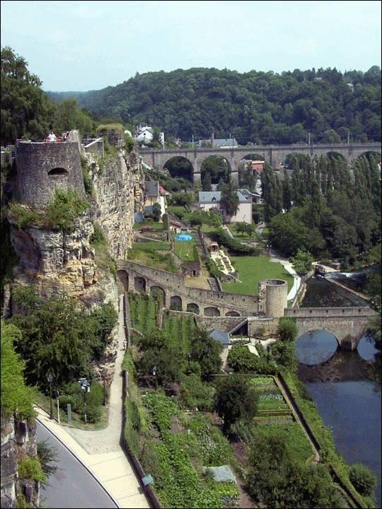 Twierdza Luksemburg
