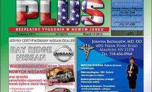 Tygodnik Plus, USA
