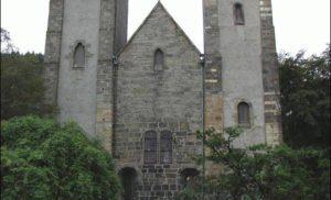 Tyskekirken – najstarszy budynek w Bergen, Norwegia
