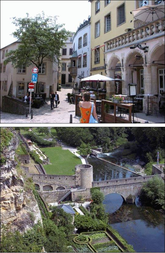 Ustrój polityczny Luksemburga