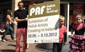 Irlandia. Polski Festiwal Sztuki w Limerick