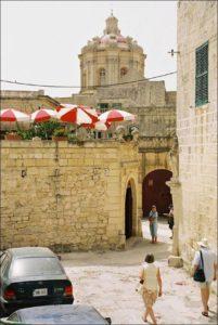 miasto Valletta stolica Malty Malta