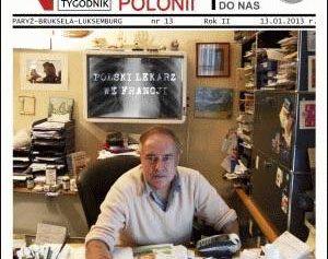 Vector Polonii – tygodnik w Beneluksie