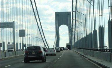 Verrazano-Narrows Bridge, NYC