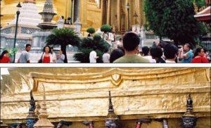 Wat Phra Kaew w Bangkoku