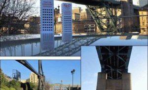 Wieżowiec PDH w Newcastle upon Tyne (Anglia)