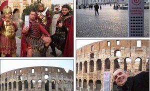 Wesoły Wieżowiec w Rzymie