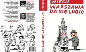 Warszawa da się lubić – książka Wiecha