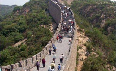 Wielki Mur Chiński – jeden z cudów świata
