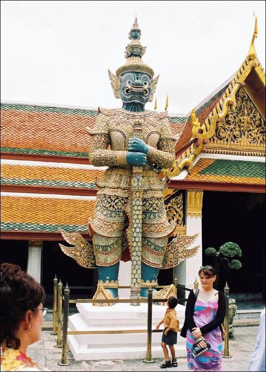 Wielki Pałac Królewski, Bangkok
