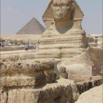 Wielki Sfinks Giza starożytny Egipt ciekawostki