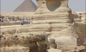 Jak powstał Wielki Sfinks?