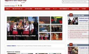 Wilnoteka – polski portal na Litwie