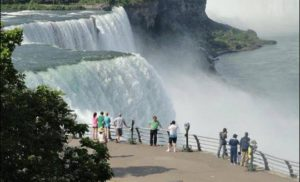 Wodospad Niagara (Niagara Falls)