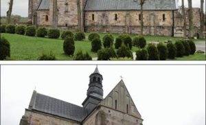 XIII-wieczny kościół w Sulejowie (woj. łódzkie)
