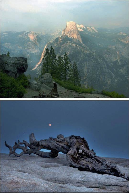 Yosemite National Park – Kalifornia, USA