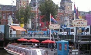 Z wizytą w Amsterdamie
