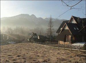 miasto Zakopane ciekawostki dzielnice Tatry górale