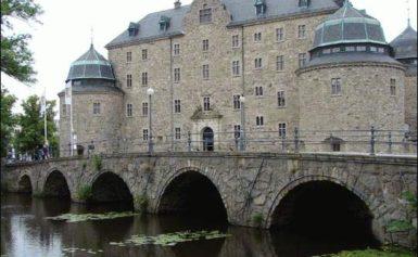 Zamek Örebro, Szwecja