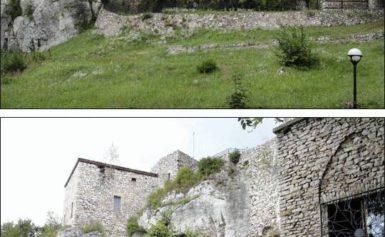 Zamek Bąkowiec koło Morska