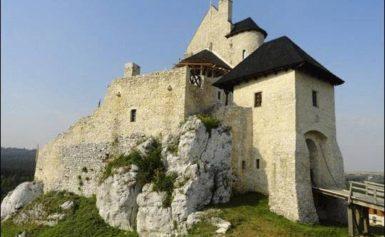 Zamek Bobolice, Jura Krakowsko-Częstochowska
