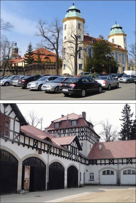 Zamek Książ w Wałbrzychu