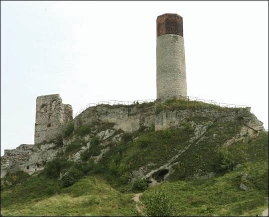 Zamek w Olsztynie (województwo śląskie)