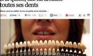 Zazdrosna dentystka z Polski