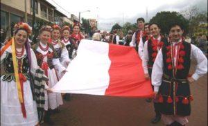 Zespół Tańca Polskiego Nowa Polonia, Argentyna