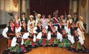 Zespół Tańca i Pieśni Piast w Szwajcarii