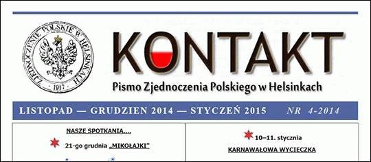 Zjednoczenie Polskie w Helsinkach