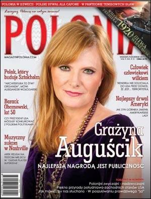 Magazyn Polonia – miesięcznik polonijny