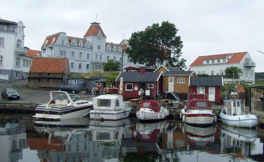 Bornholm, duńska wyspa na Bałtyku