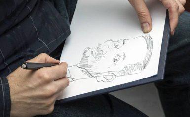 Karykaturzysta na event – jak załatwić?