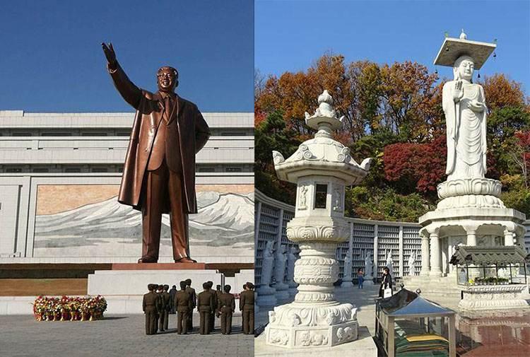 10 ciekawostek – Korea Północna i Południowa