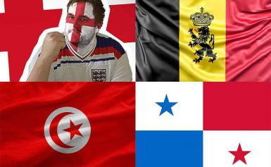 Mundial 2018. Grupa G: Belgia, Anglia, Tunezja, Panama