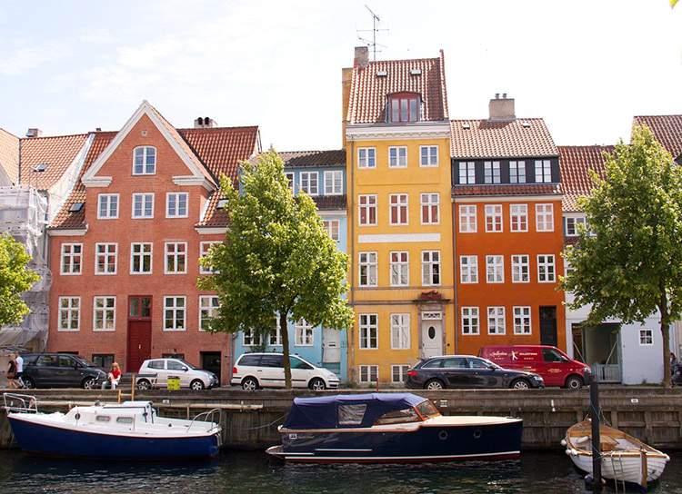 Skandynawia Kopenhaga Dania ciekawostki atrakcje stolice Europy