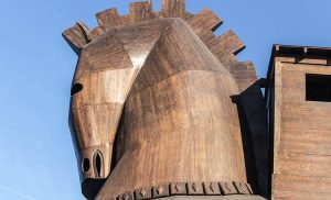 Antyczna Troja od 20 lat na liście UNESCO