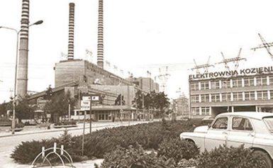 Elektrownia Kozienice ma 50 lat