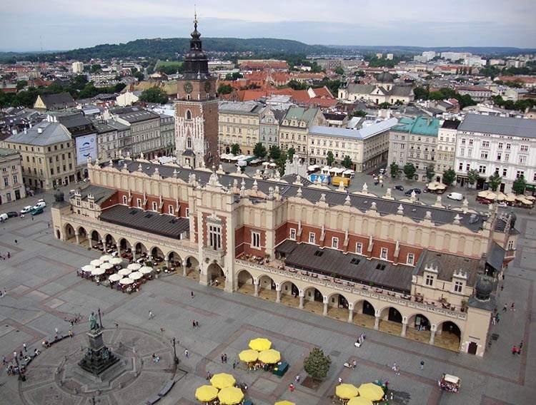 10 informacji i ciekawostek o Krakowie