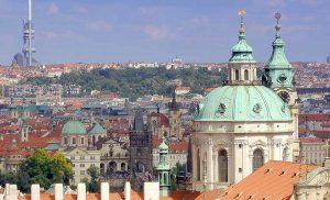 Praga. Zakaz ruchu rowerowego w centrum