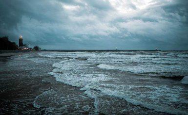 Sinice w Bałtyku. Gdynia Redłowo zamknięta