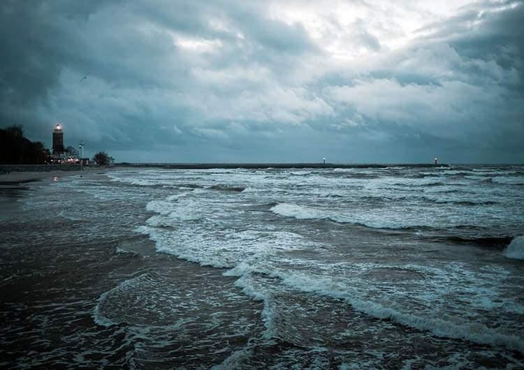 """Morze Bałtyckie – najlepsze kąpielisko dla """"morsów"""""""