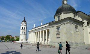 Wakacje z rodziną na Litwie
